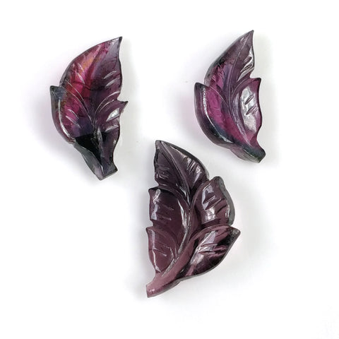 Tourmaline Leaves