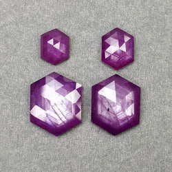 Rose Cut Gemstone