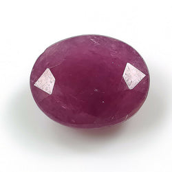 9.50cts Natural Untreated PINK SAPPHIRE Gemstone Oval Shape Normal Cut 13*11mm*6(h) 1pc For Jewelry