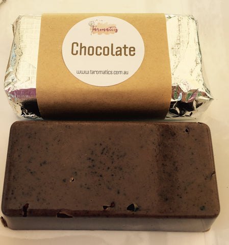 Chunky Chocolate Bar Soap