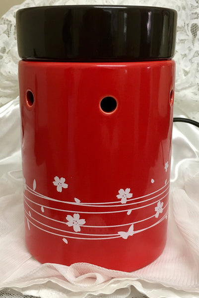 Electric Melt Warmer - Scarlett