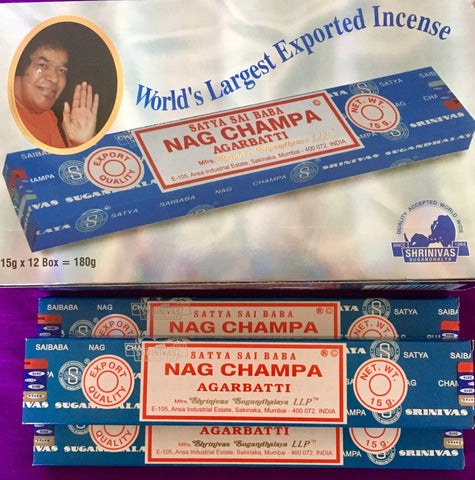 Incense Sticks - Nag Champa
