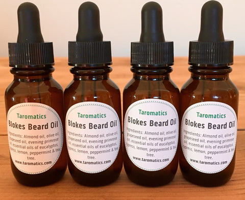 Blokes Beard Oil with dropper