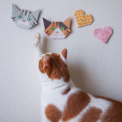 Top 10 Most Popular Cat Origami Photos on Instagram