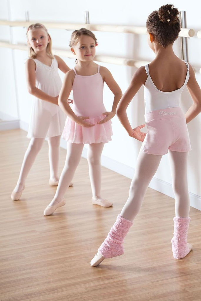 The fundraising event for young ballet dancers.