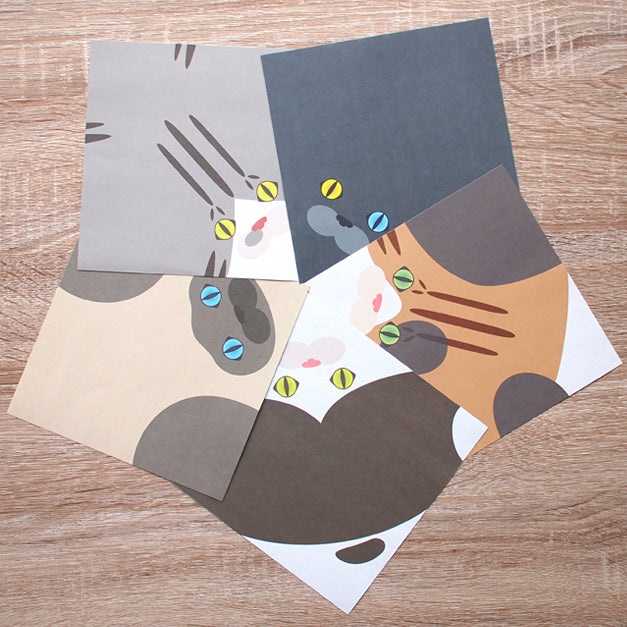 Cat Origami 5face Vol2
