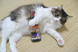 Cat Toys, Cat Kicker, Japanese-silvervine, *Wine-Bottle type* Big Size