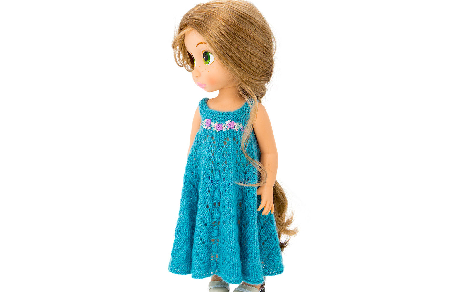 Lise Dress for Disney Animators