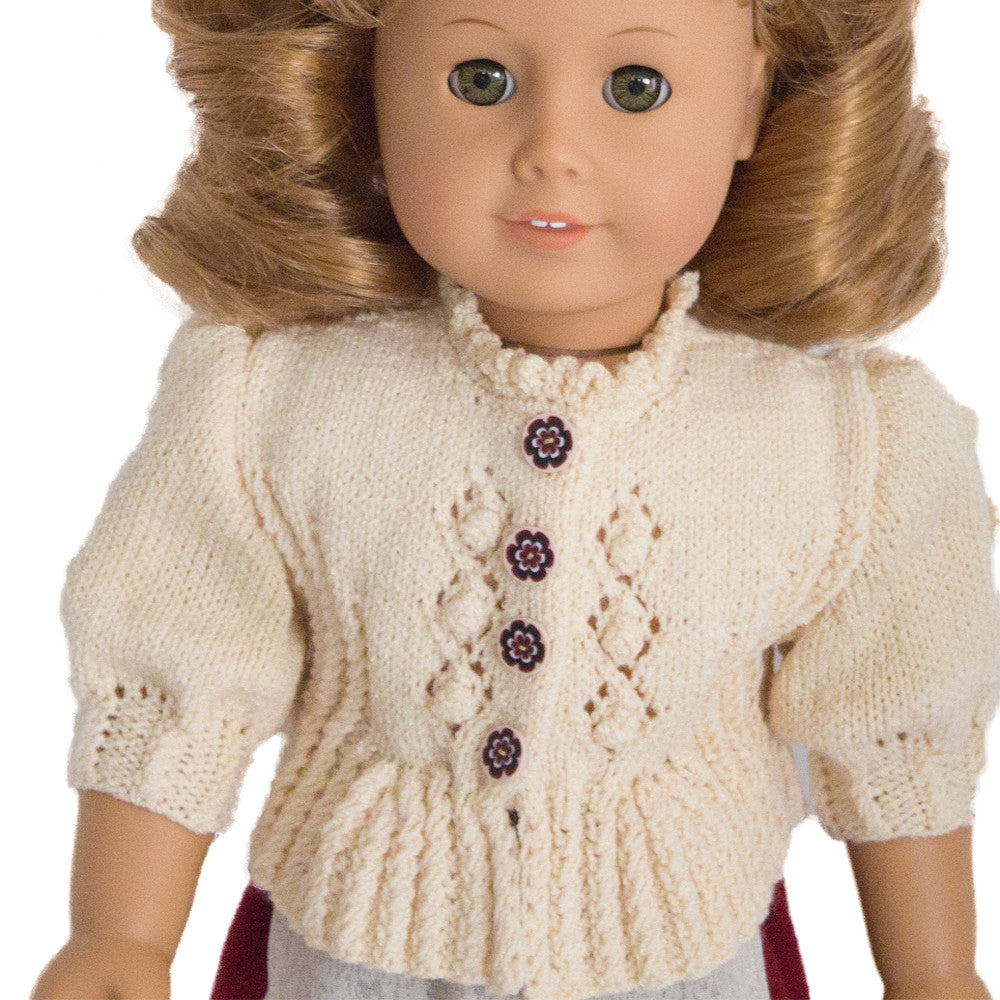 Clothes pattern for American Girl doll