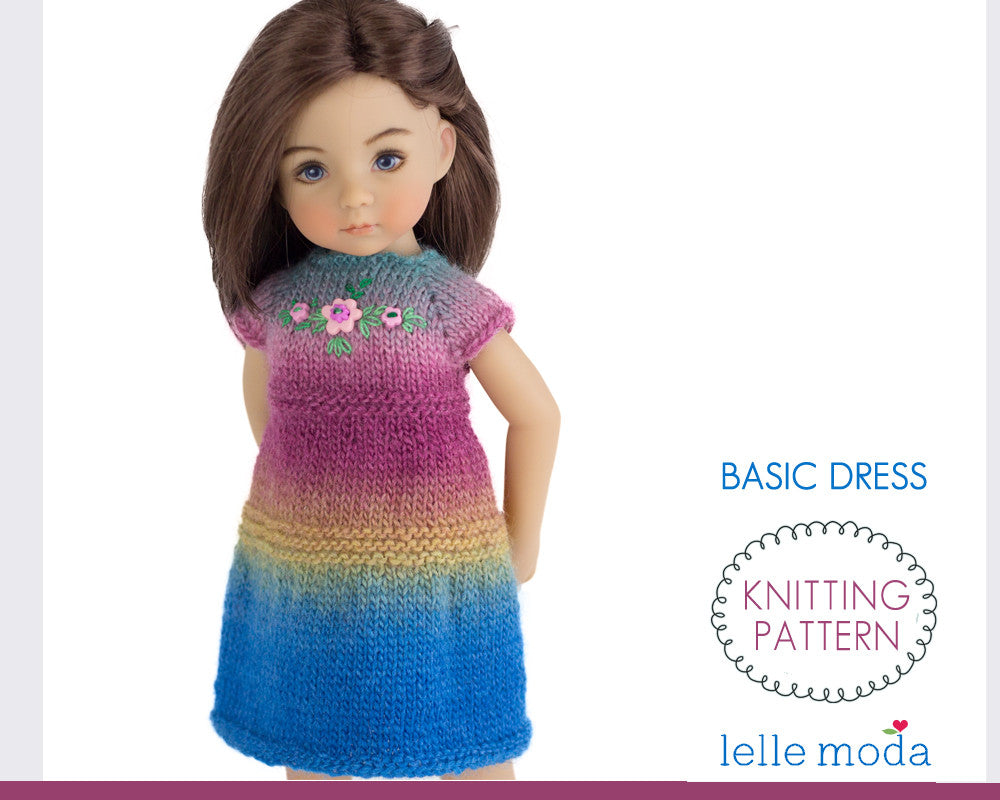 Dress for Little Darling dolls