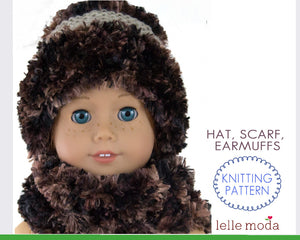 Hat for 18 inch dolls