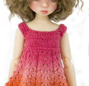 MSD BJD doll clothes