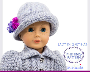 hat pattern for 18 inch doll