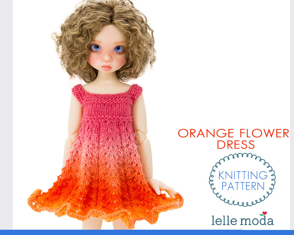Kaye Wiggs doll dress