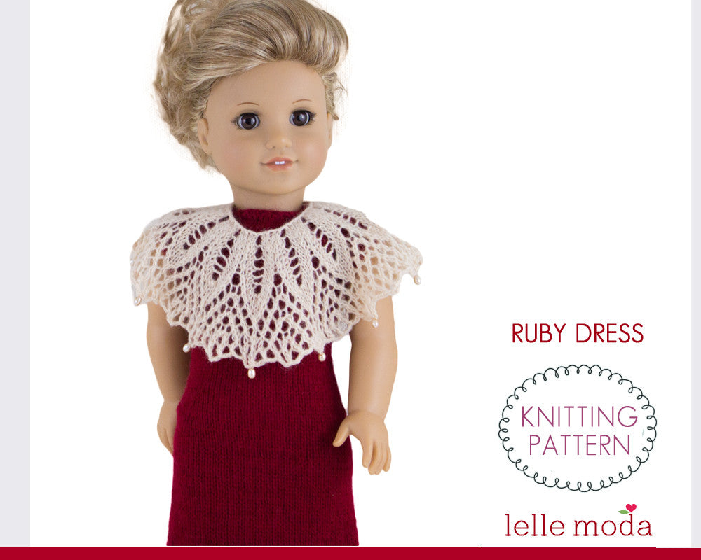 Party Dress for 18 inch dolls