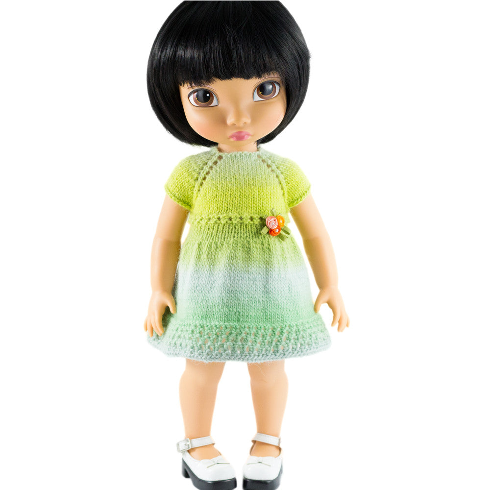 Disney animators doll dress