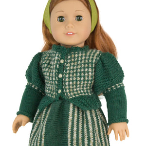 Historic clothes pattern for American Girl doll