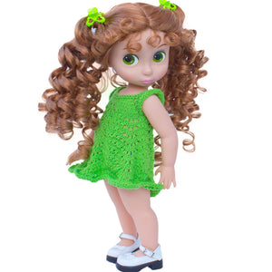 Doll clothes for Disney Animators dolls