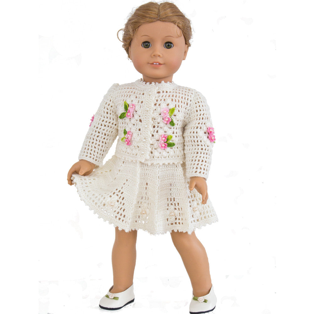 Summer dress for American Girl doll