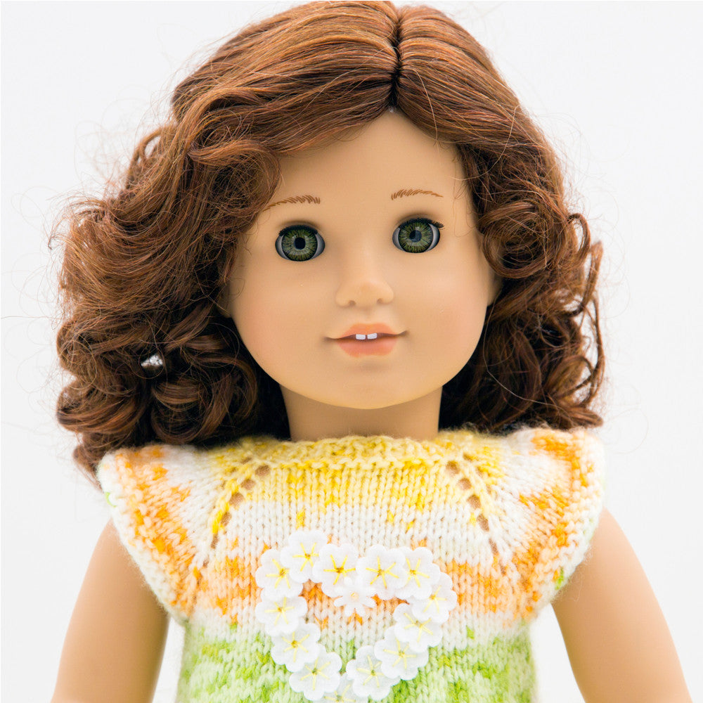 Doll summer clothes for 17 inch dolls