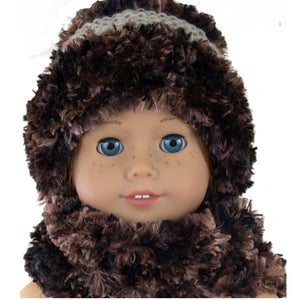 Scarft for 18 inch dolls