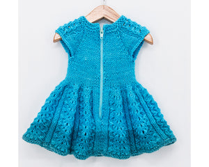 doll dress knitting