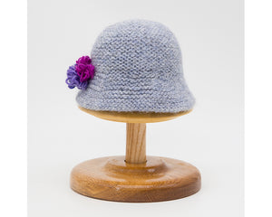 doll hat felting