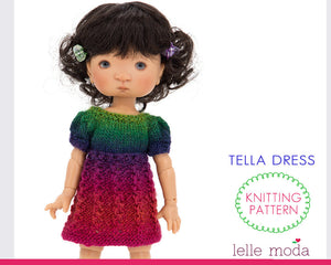 Tella dress pattern