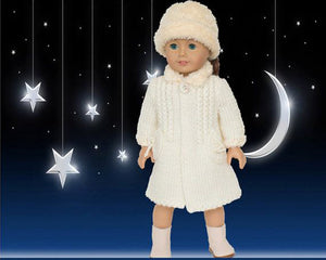 18 inchd doll Christmas