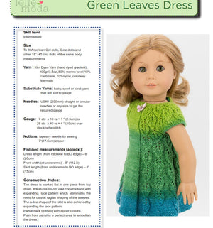 America Girl doll dress
