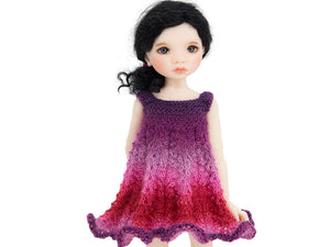 Avery doll dress