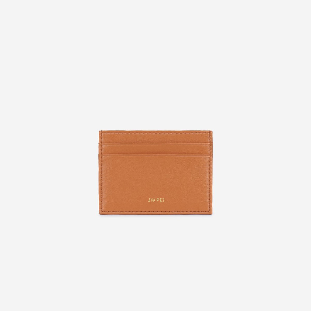 JW PEI - Card Holder | Tan