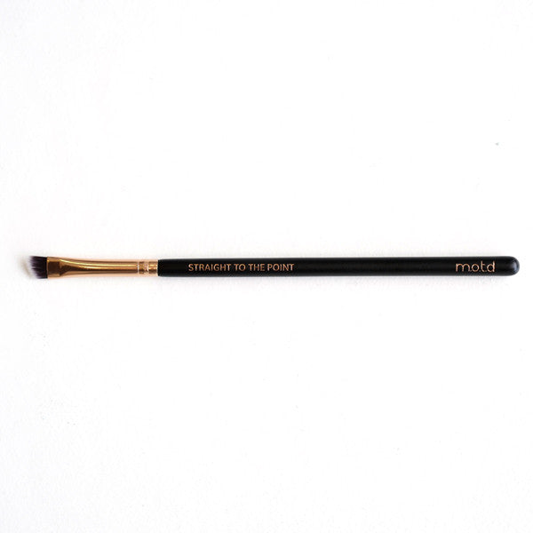 M.O.T.D Eyeliner - Straight To The Point