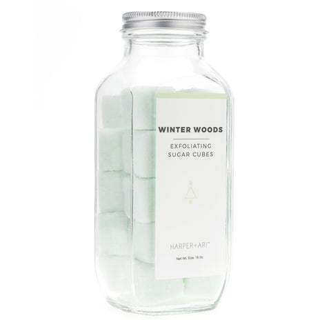 HARPER + ARI Sugar Cubes | Winter Woods