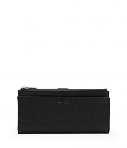 MATT & NAT Motiv Wallet | Black