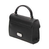 DENISE ROOBOL Mini Handle Bag | Black