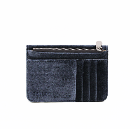 DENISE ROOBOL Mini Wallet | Nude Velvet