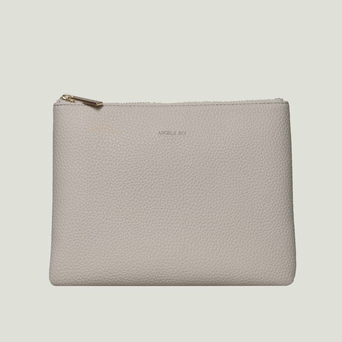 ANGELA ROI Zuri Travel Pouch | Cloud