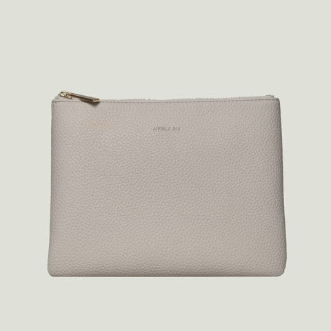 MATT & NAT Voyage Passport Sleeve | Charcoal