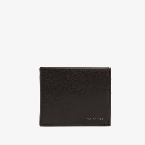MATT & NAT Musk Wallet | Black