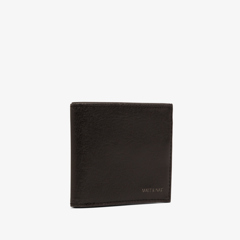 MATT & NAT Rubben Wallet | Black