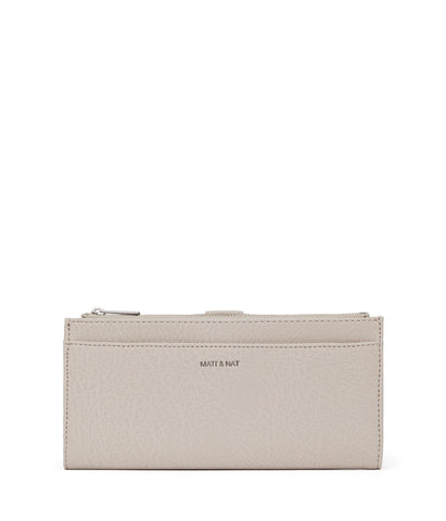 MATT & NAT Motiv Wallet | Koala Matte Nickle