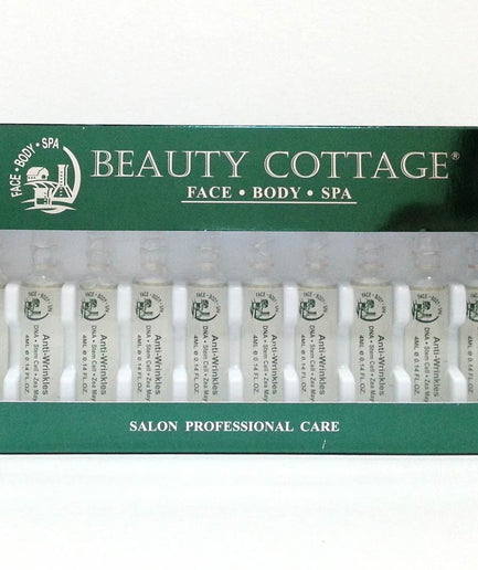 Anti-Wrinkles Ampoule (Beauty Cottage)