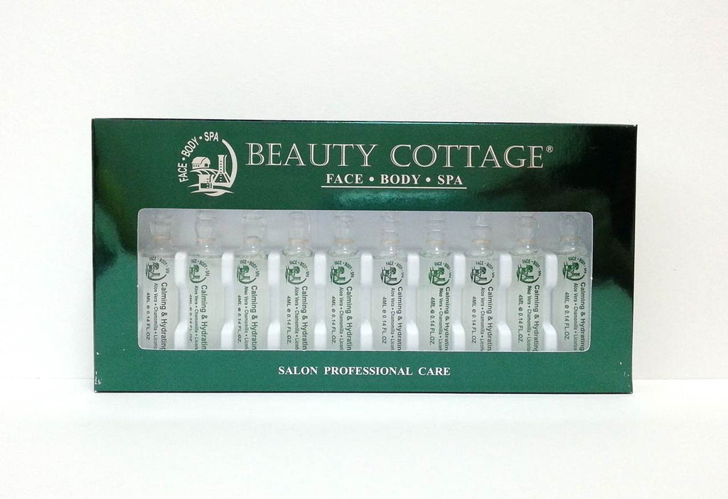Calming & Hydrating Ampoule (Beauty Cottage)