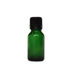 Glass Bottle - Green (15 ml)
