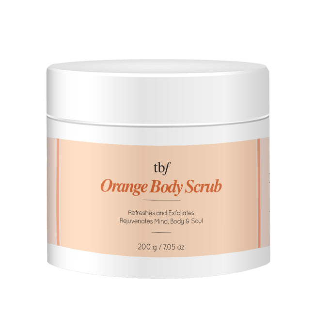 Orange Body Scrub (200g)