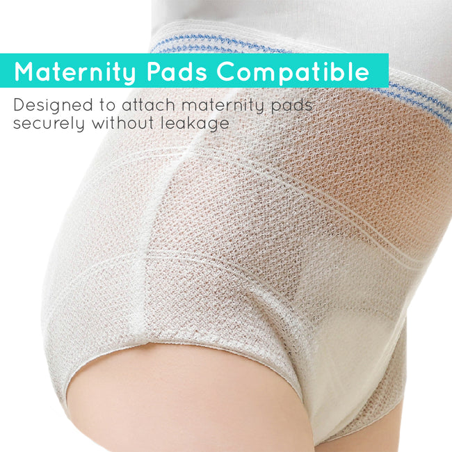 Mesh Disposable Maternity / Post-Partum Panties