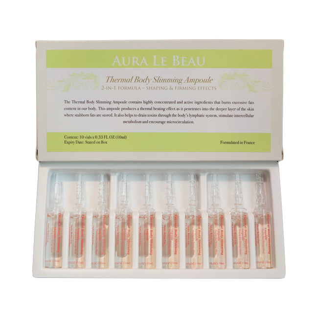 Thermal Body Slimming Ampoule
