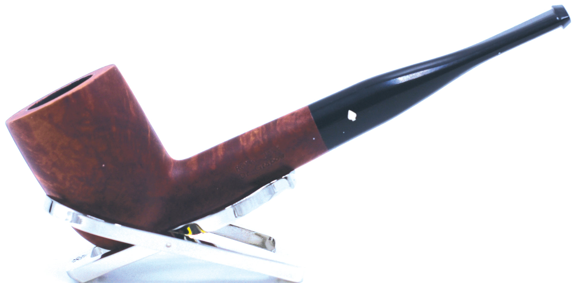 DR. GRABOW ROYAL DUKE 6 MM Filtered Briar Smoking Pipe Made In USA 01-02-201
