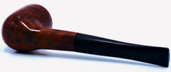 LORENZO® Meerschaum-lined Briar Smoking Pipe Made by Mediterranean Meerschaum and Briar In Italy 01-03-100